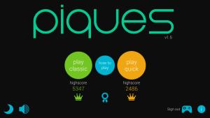 Piques Night Mode