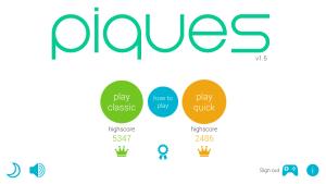 Piques new Quick Mode